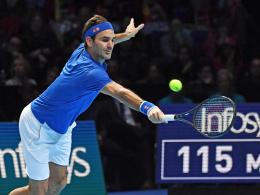 Federer schlägt Anderson - Beide im Halbfinale