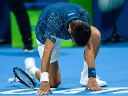 Kein Hattrick für Djokovic - Historischer Karlovic