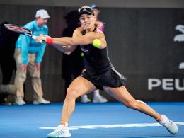 Klare Niederlage: Kerber scheitert im Viertelfinale