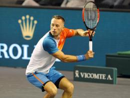 Halbfinale in Auckland: Kohlschreiber fertigt Fognini ab