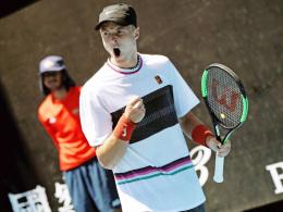 Wie verstehen sich Tennis-Talent Molleker und DTB?
