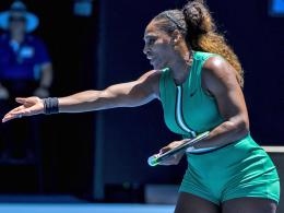 Nach 5:1 und Matchbällen: Serena scheitert an Pliskova