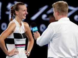 Comeback, Titel und Platz eins: Gelingt Kvitova die Krönung?