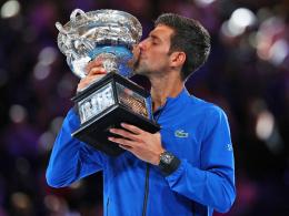3:0! Djokovic führt Nadal vor und ist neuer Rekordsieger
