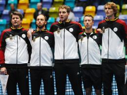 DTB erreicht Davis-Cup-Endrunde - Doppel entscheidet