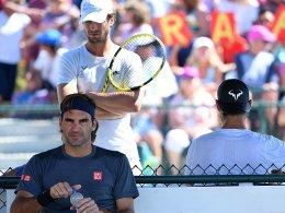 Gojowczyk scheitert an Federer - Williams gibt auf
