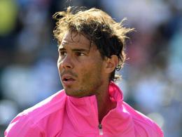 Das Knie: Nadal sagt Halbfinale gegen Federer ab