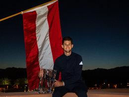 Thiem schlägt Federer im Finale von Indian Wells