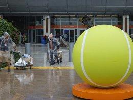 Regen: Petkovic und Friedsam müssen sich gedulden