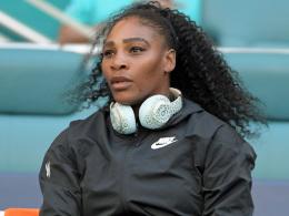 Das Rätseln um Serena Williams
