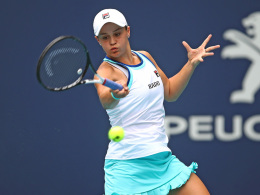 Barty triumphiert in Miami