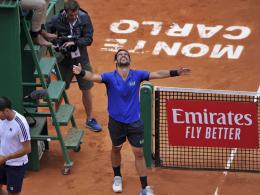 Nadal-Bezwinger Fognini triumphiert in Monte Carlo