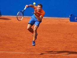 ATP München: Auf Kohlschreiber ist Verlass