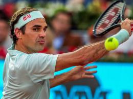 Nach drei Jahren: Federers souveränes Comeback auf Sand