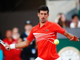Matchbälle abgewehrt: Djokovic gewinnt Krimi gegen del Potro