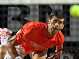 Djokovic in drei Sätzen durch - Finale gegen Nadal