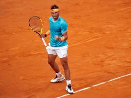 Nadal schlägt Djokovic und triumphiert in Rom