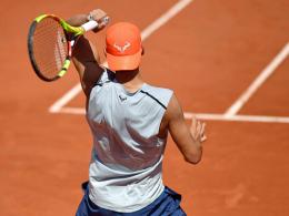 French Open: Deutlich mehr Preisgeld, nur ein Favorit