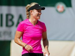 Kerber: Mit Zuversicht und Gelassenheit in die French Open