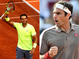 Federer kämpft Wawrinka nieder - Nadal marschiert