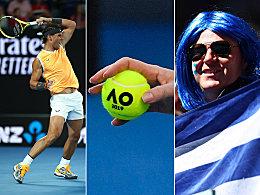 Tsitsipas-Mania und Nadals kurzer Prozess