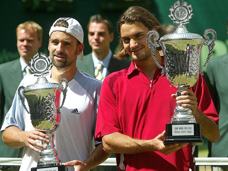 Stationen einer tollen Karriere: Federer macht die 100 voll