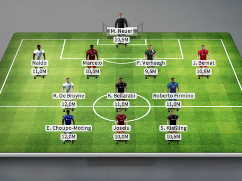 Kicker Live Manager