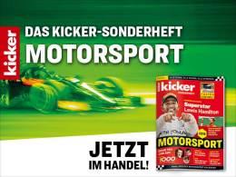 Das Motorsport-Sonderheft - jetzt im Handel!