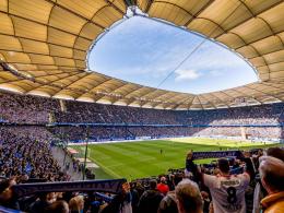 HSV spielt weiterhin im Volksparkstadion