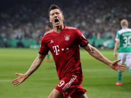 Tempo, Emotionen, Elfmeter: Bayern im Finale!