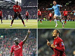 Kein Hazard, mit Pogba: Das Premier-League-Team des Jahres