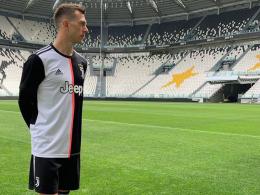 Juve-Fans sauer: Erstes Heimtrikot seit 116 Jahren ohne Streifen