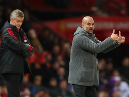 Guardiola nach Derby-Sieg: Massagen statt Medien
