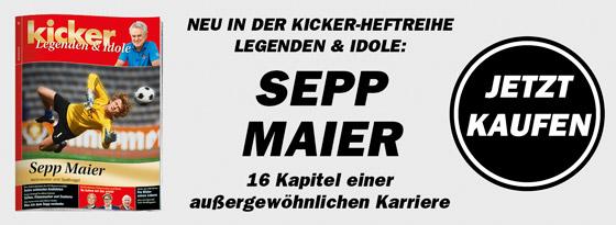 kicker-Sonderheft Legenden und Idole Jupp Heynckes