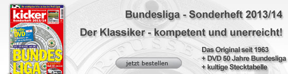 Bundesliga Sonderheft 2013/14