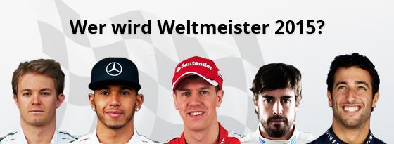 Formel 1 - Grand Prix Rechner
