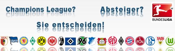 Tabellenrechner 1.Bundesliga