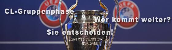 Tabellenrechner Champions League