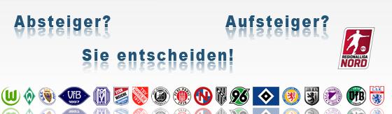 Tabellenrechner Regionalliga Nord