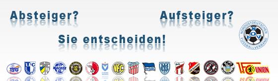 Tabellenrechner Regionalliga Nordost
