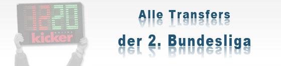 Wechselbörse 2.Bundesliga