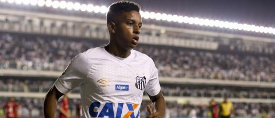 Santos vermeldet: Rodrygo geht 2019 zu Real