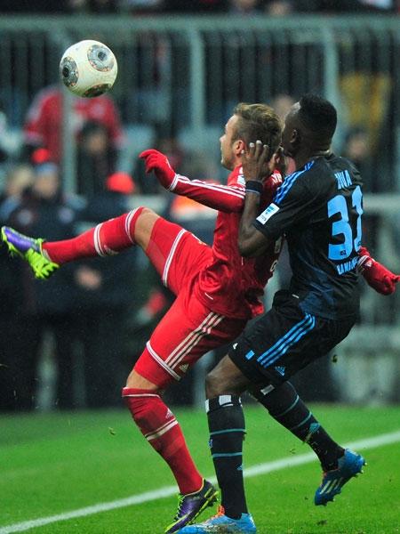 Bayern München - Hamburger SV 3:1
