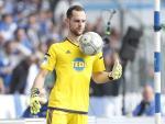 Hertha hält an Gersbeck fest